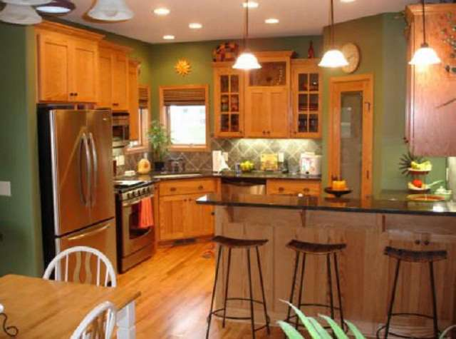 Kitchen Decor ideas For Small Kitchens