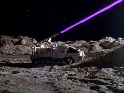 Laser tank 2