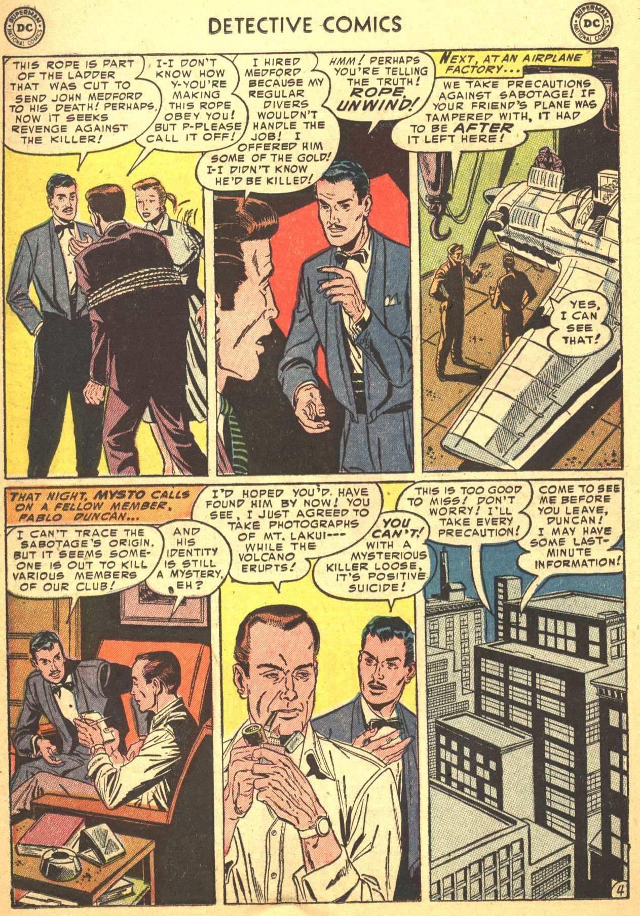 Read online Detective Comics (1937) comic -  Issue #206 - 25