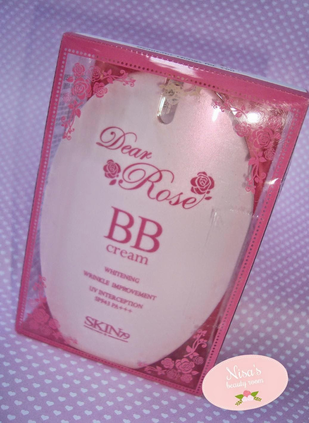 Review Skin 79 Dear Rose BB Cream