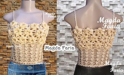 croppde, cropped croche, blusas, blusas de alcinha , boho croche, croche hippie