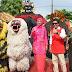 Pemkab Jember Gelar Karnaval Pendhalungan Dalam Menyambut Hari Jadi Kabupaten Jember Ke - 90