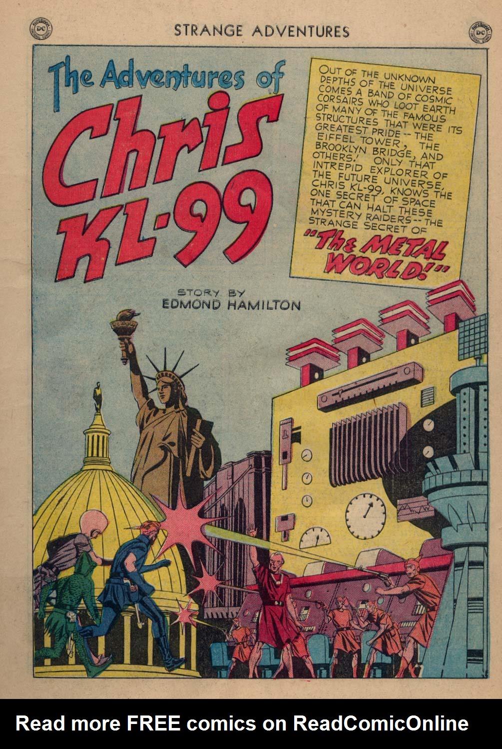Strange Adventures (1950) issue 3 - Page 3