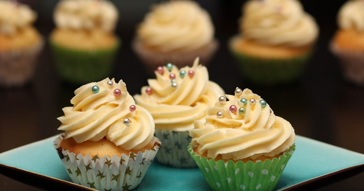Golden Vanilla Butter Cake Woodland Bakery