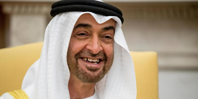 United Arab Emirates, Saudi Arabia Sheikh Mohamed bin Zayed meets with Fifa President
