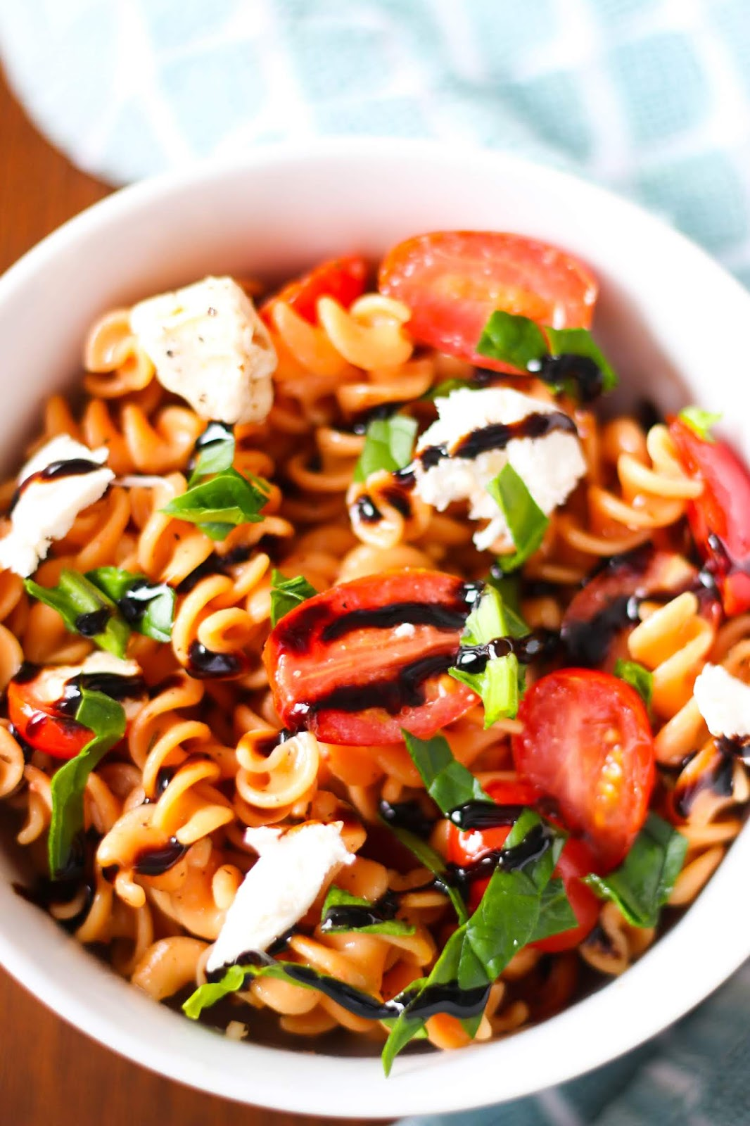 Protein Packed Pasta Salad
