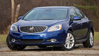 Dream Fantasy Cars-Buick Verano Turbo version