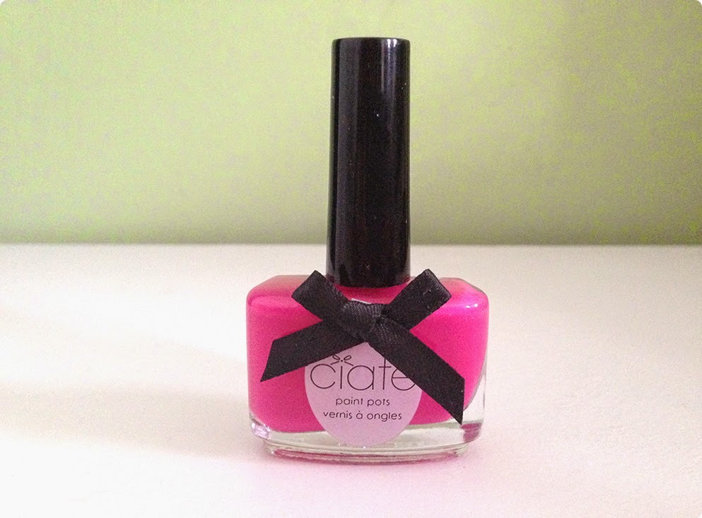 Ciate Paint Pot in Raspberry Collins
