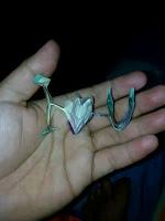 Origami dengan Uang Kertas