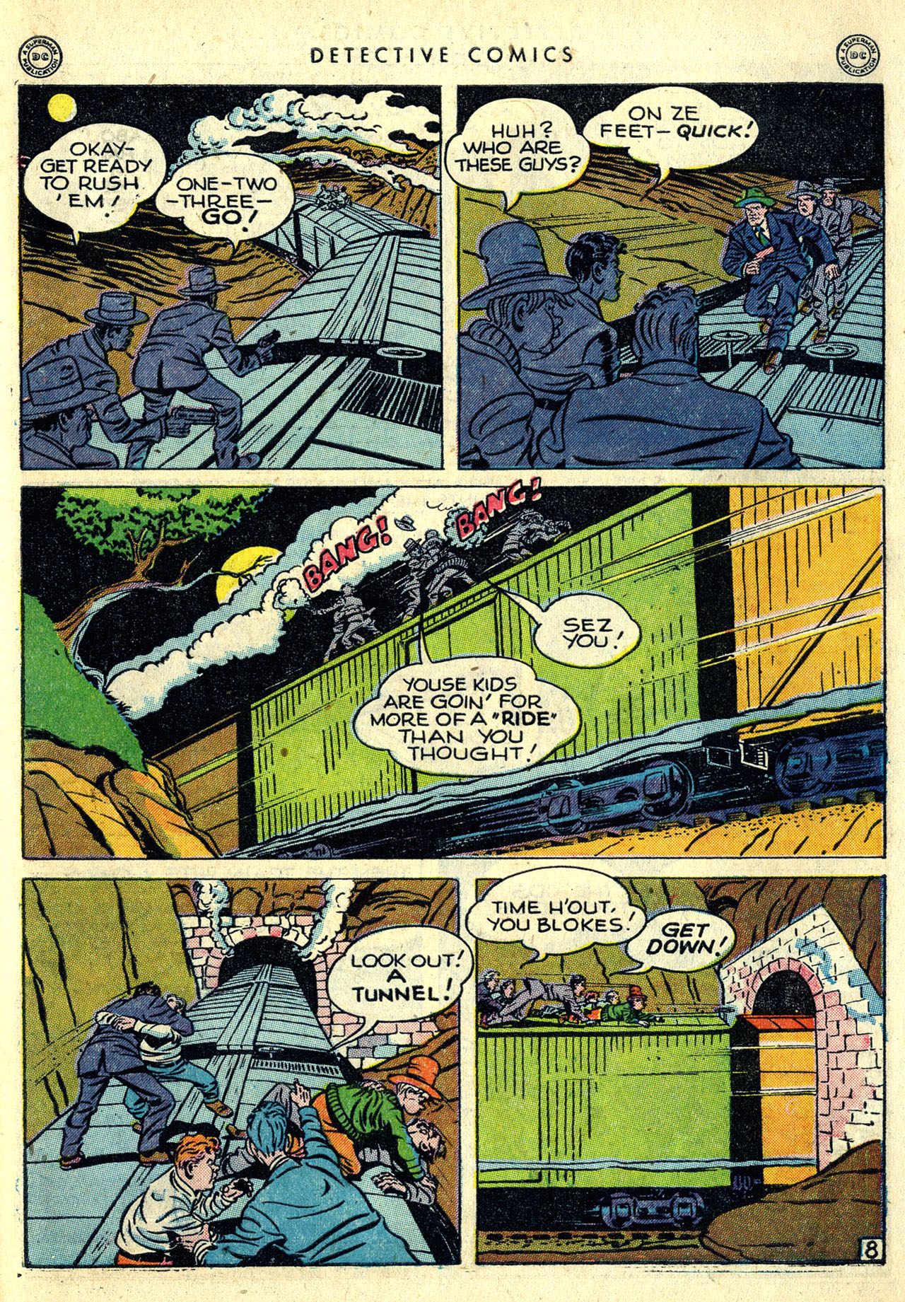 Read online Detective Comics (1937) comic -  Issue #121 - 45