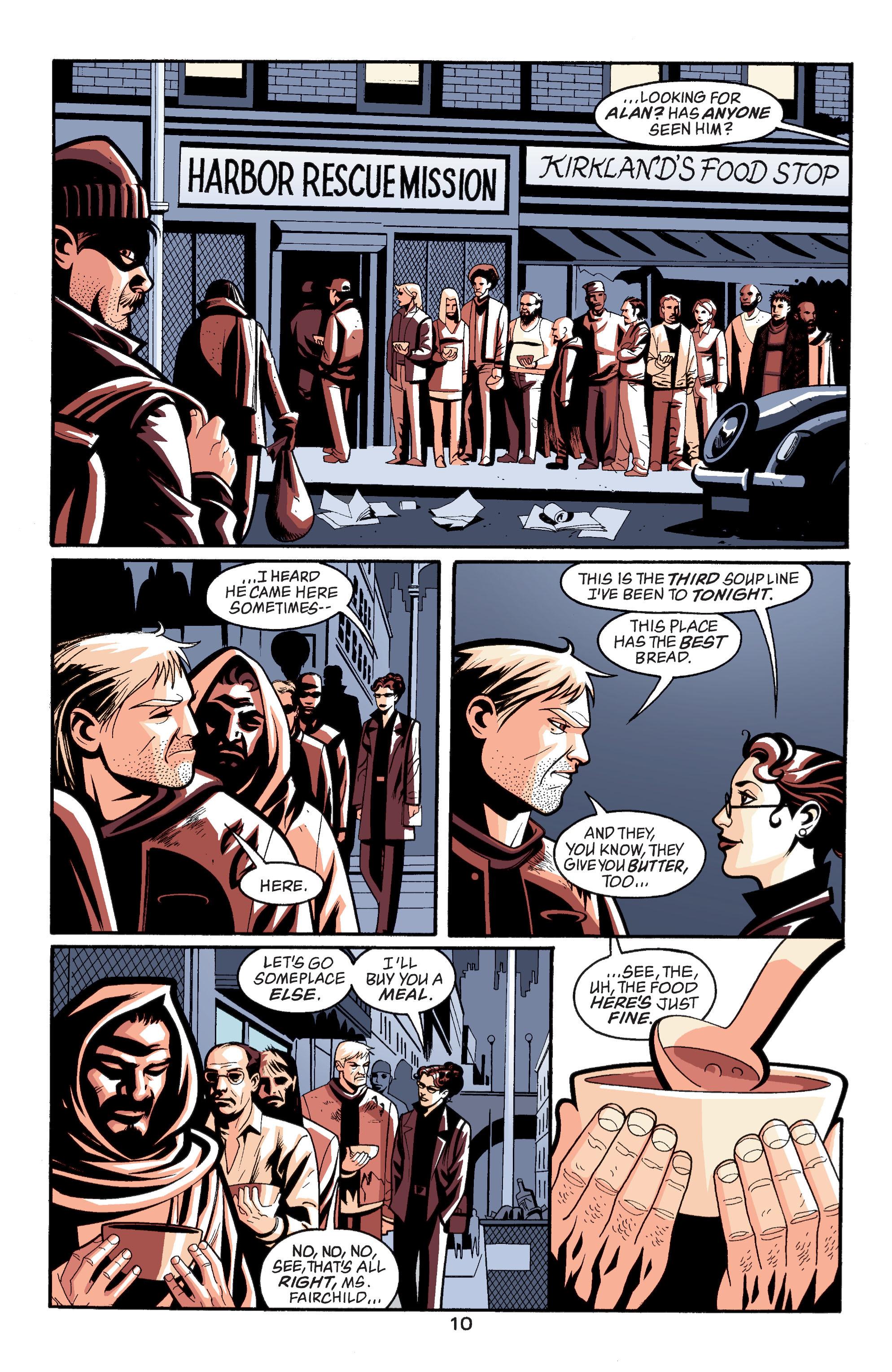 Detective Comics (1937) 764 Page 10
