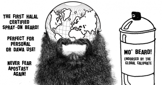 The Turbulent World of Middle East Soccer: Men's hair