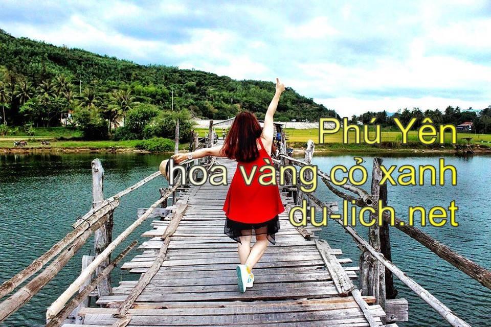 Cầu gỗ dài nhất VN ở Phú Yên