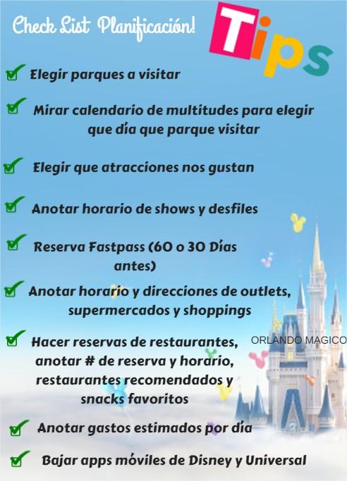 Calendario De Multitudes Disney 2019.Orlando Magico Como Planificar Tus Dias En Orlando