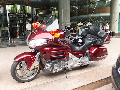 Review Of Honda Goldwing