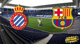 Барселона – Эспаньол смотреть онлайн бесплатно 30 марта 2019 прямая трансляция в 18:15 МСК.