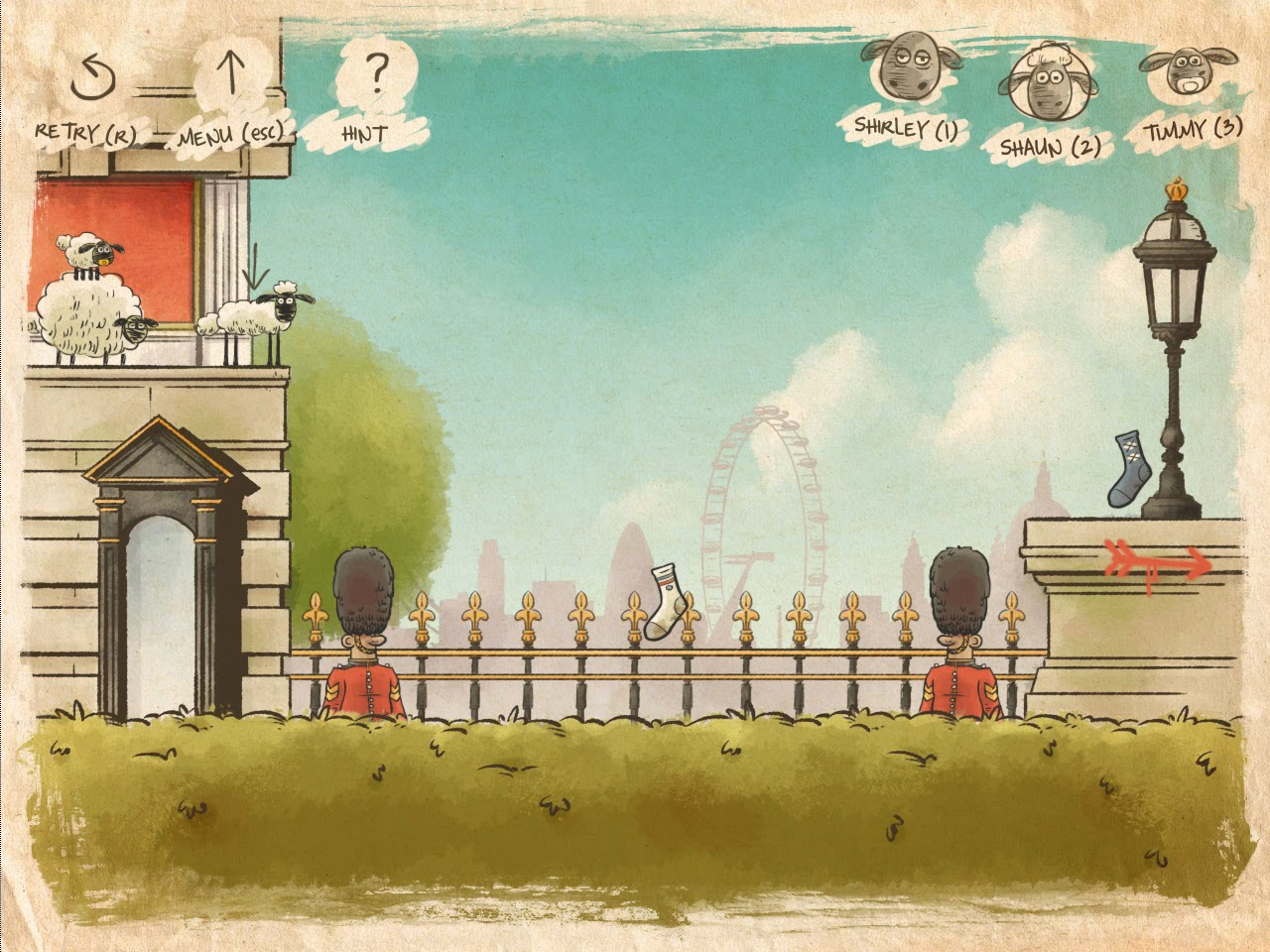Download Home Sheep Home 2: Lost In London Free PC Game