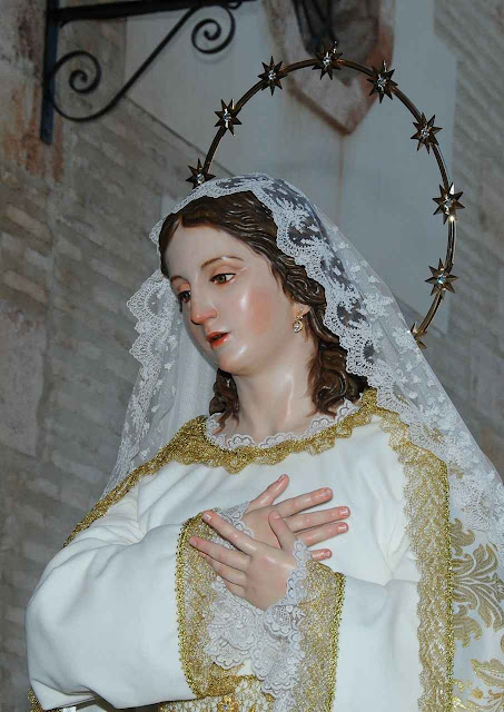 Nossa Senhora dos Anjos, Cartagena, Espanha.