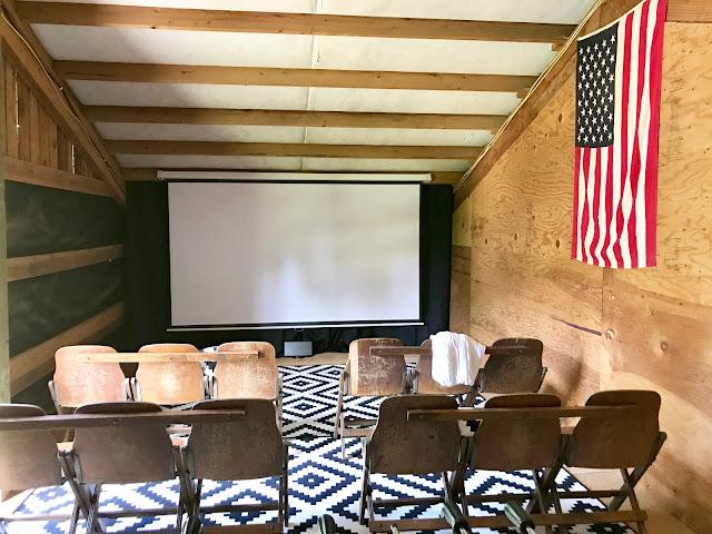 Little farmstead our barn hayloft home movie theater - Craigslist danville farm and garden ...