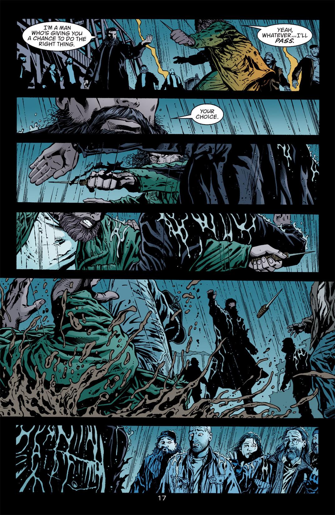 Detective Comics (1937) 784 Page 17