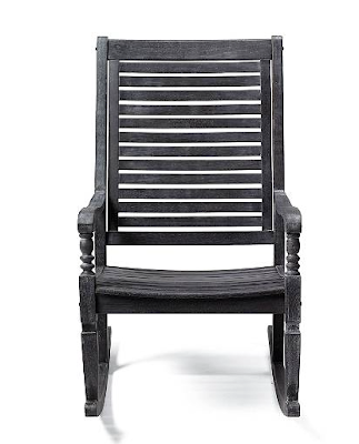 Porch Living-Rocking Chair-Nantucket Rocking Chairs-Southern Porch-Grandin Road
