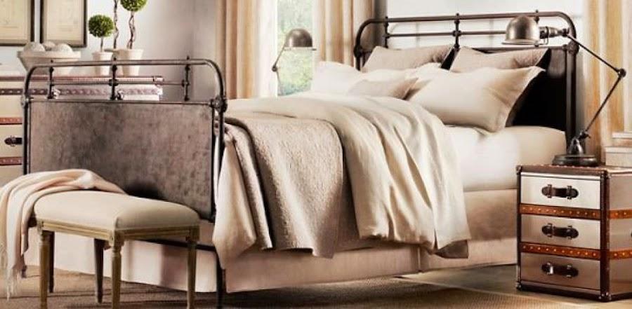7 Claves para dar sensación de amplitud a un dormitorio pequeño