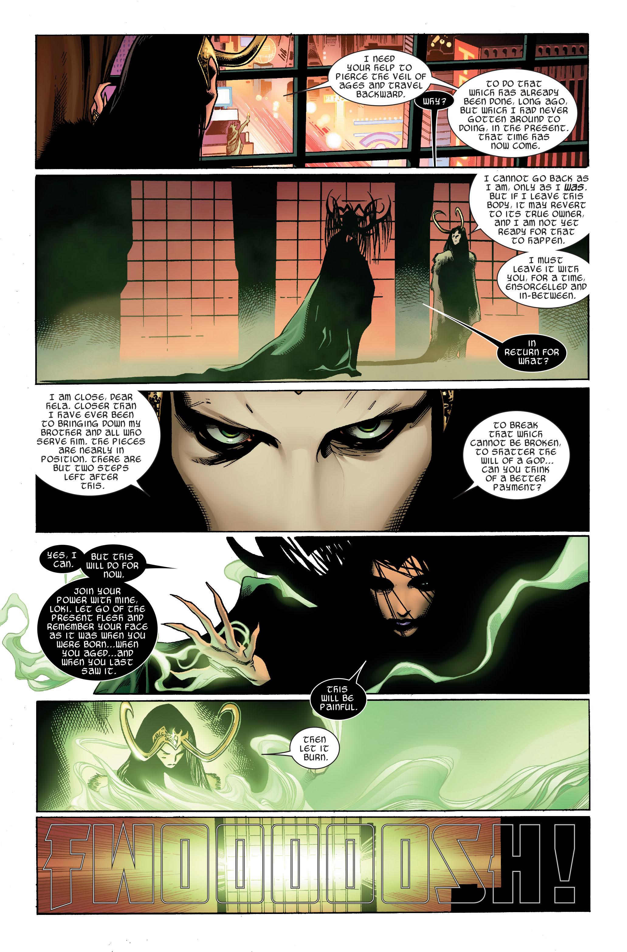 Thor (2007) Issue #12 #12 - English 5