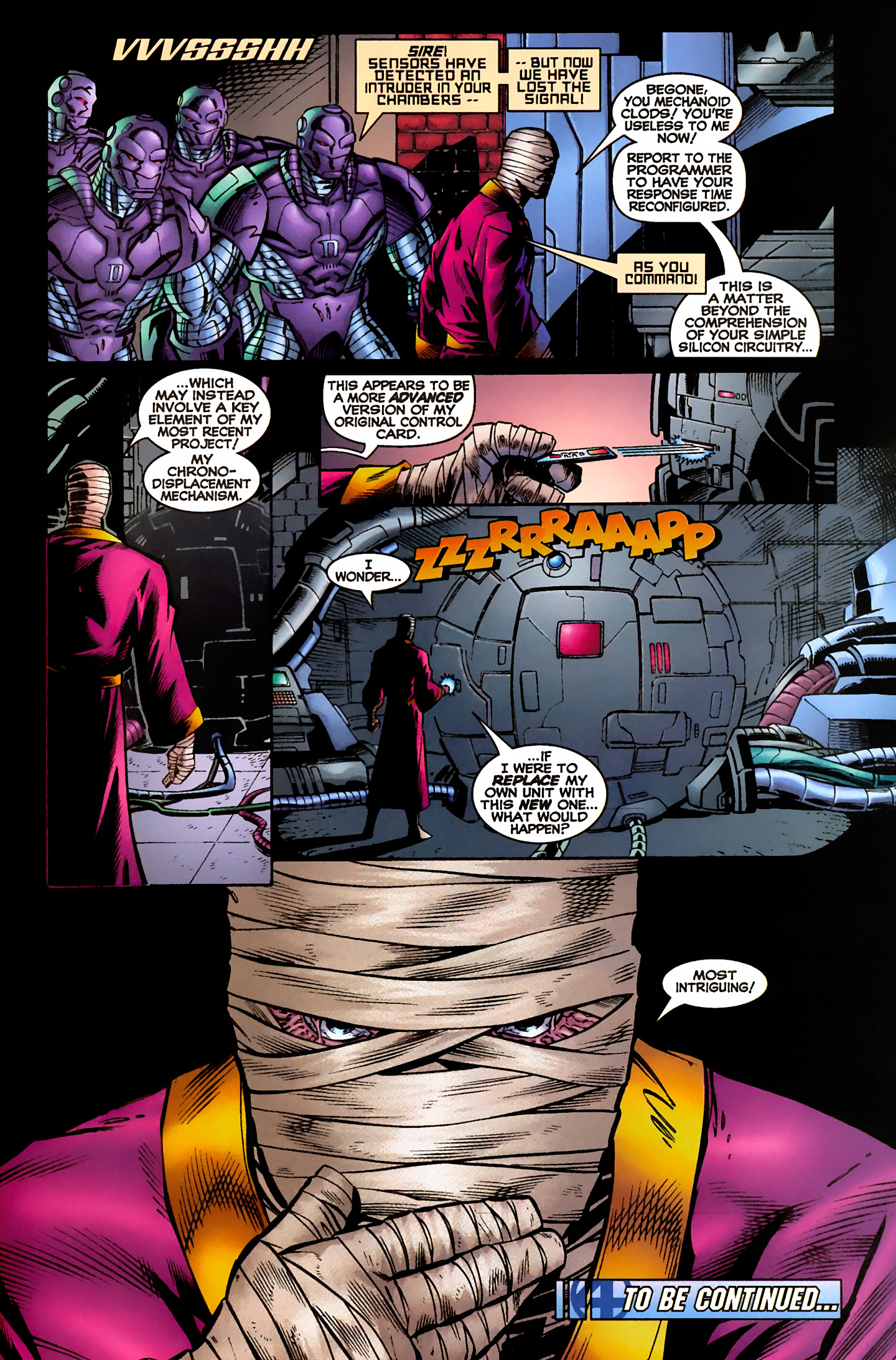 Fantastic Four (1996) 10 Page 23