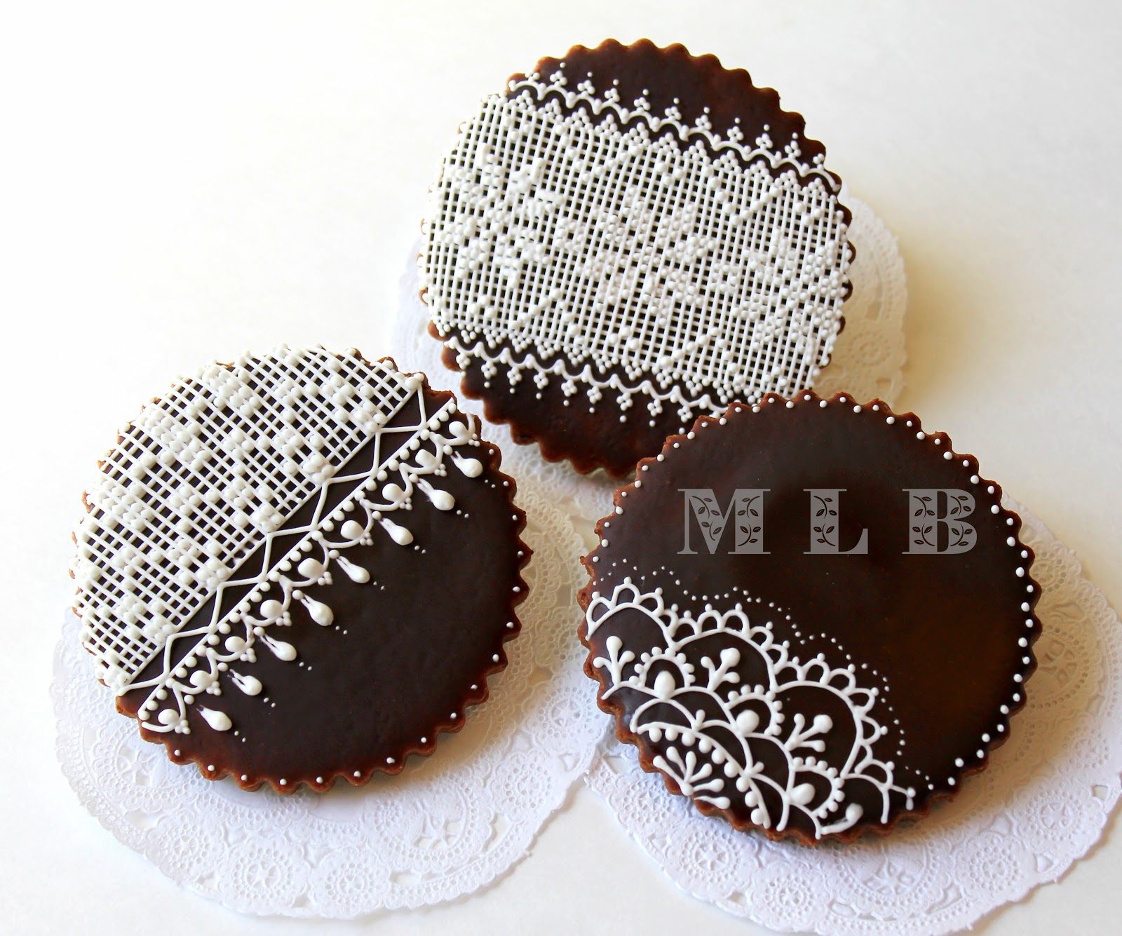 My little bakery 🌹: Wedding cookies..
