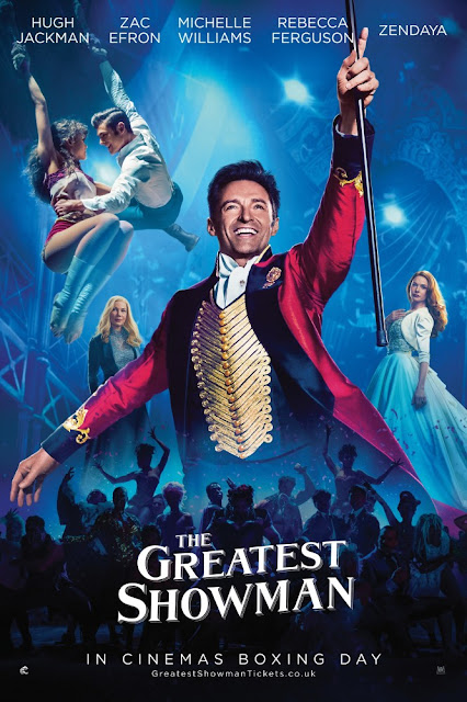 Review Movie #1 : The Greatest Showman