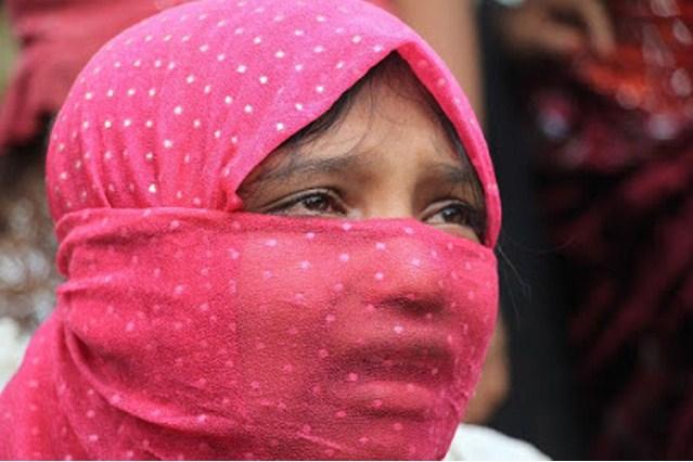 Allahuakbar! Wanita Rohingya Tak Sesali Kepergian Suami Mereka untuk Berjihad