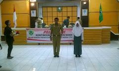 Pelepasan Kontingen POPDA  Kabupaten Barru 2016