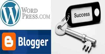 Kunci Sukses Tujuan Membuat Blog