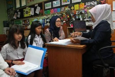Dua Rapor Bagi Siswa SD Mulai Diterapkan