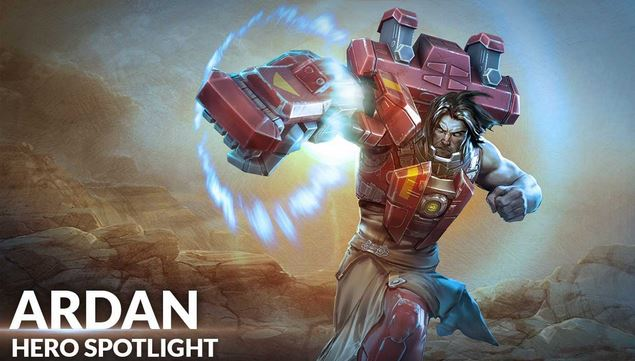 Cara Build Item Ardan Tank Support Yang Tangguh