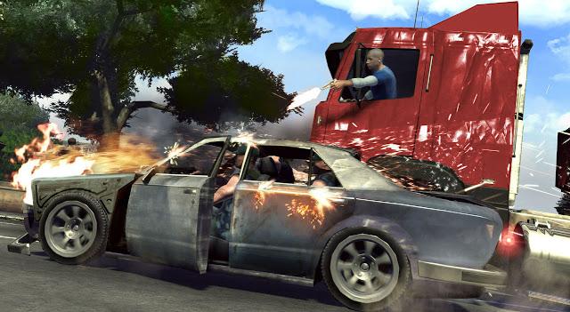 Download Vin Diesel Wheelman