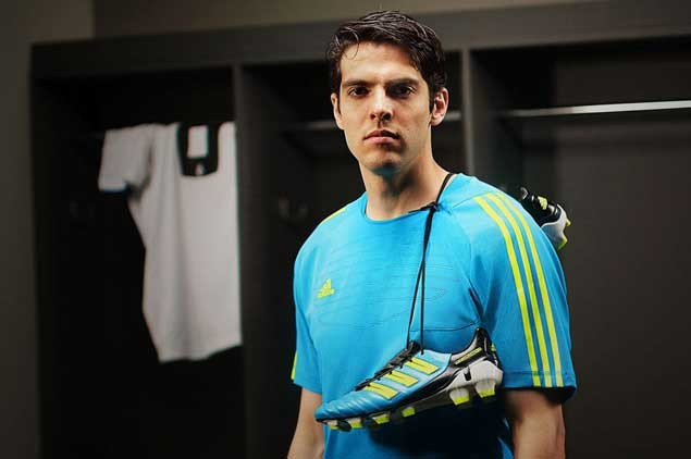 Kaká filtrea con Puma tras decir adiós a adidas