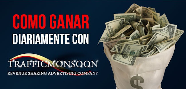 Cómo Registrarse En TrafficMonsoon