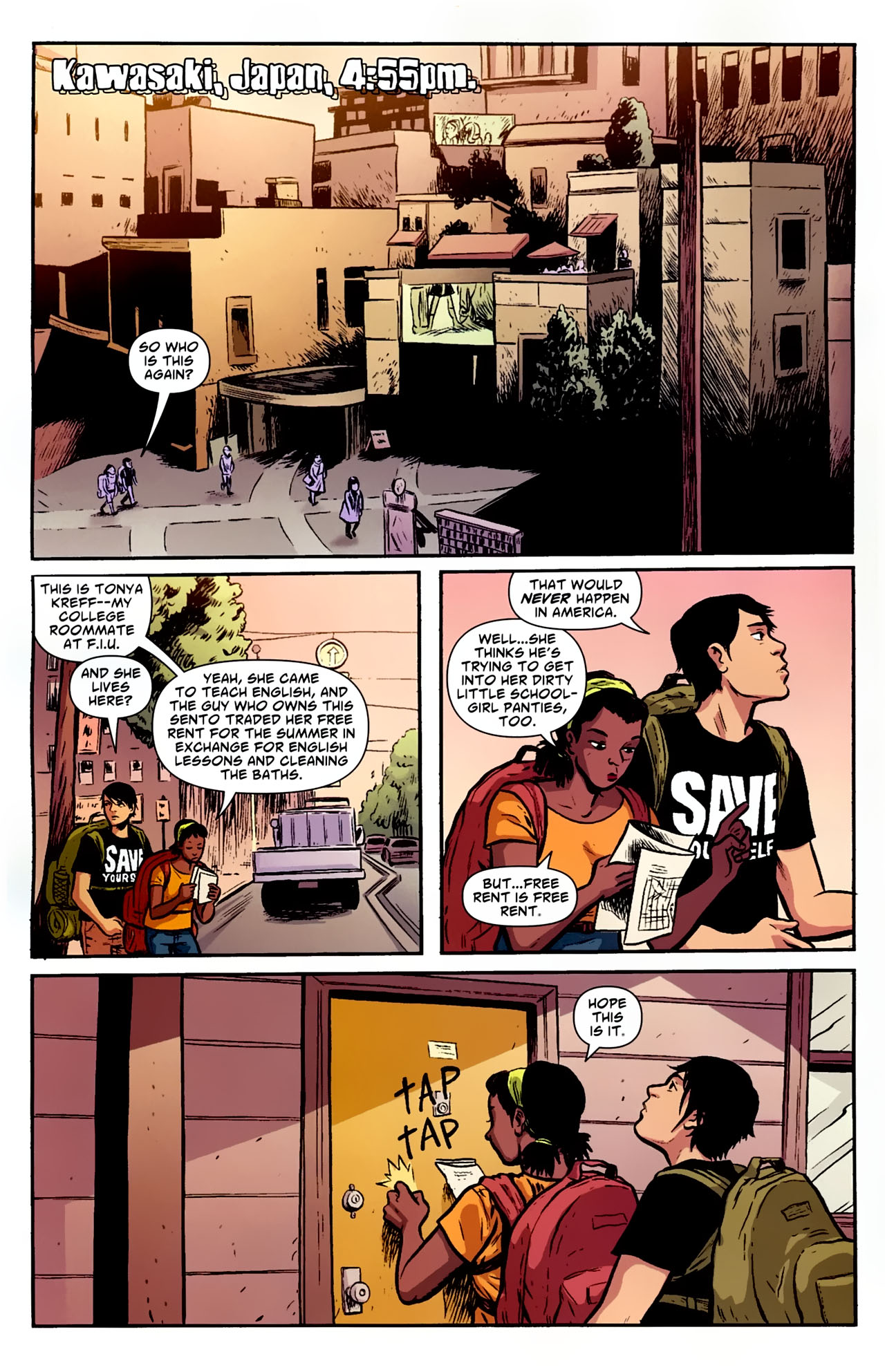 American Virgin issue 16 - Page 6