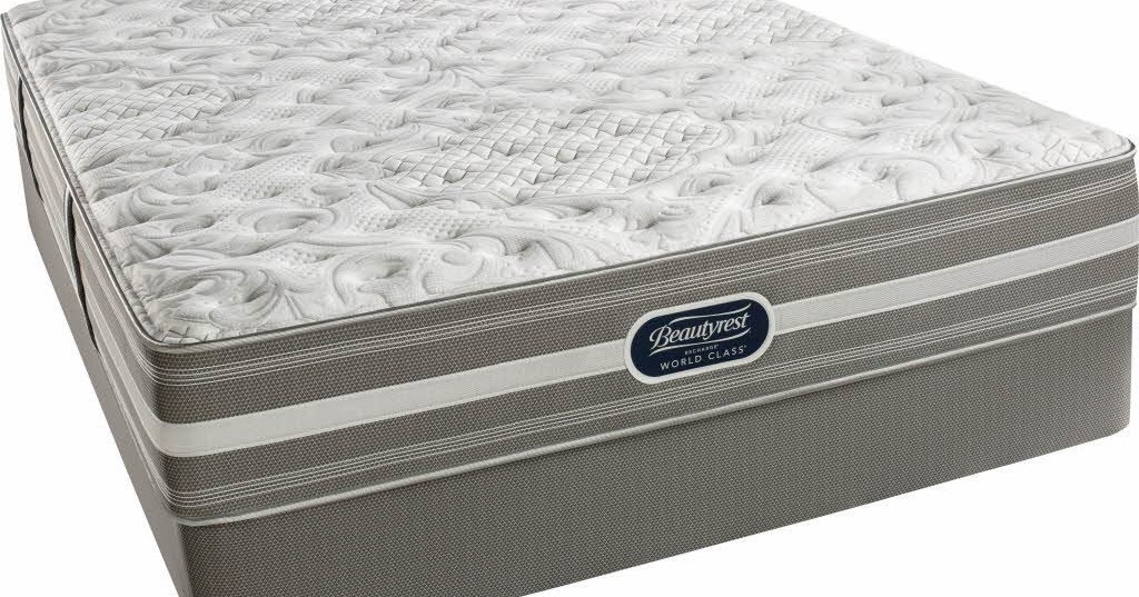 Simmons Beautyrest Mattresses At The Laquinta Hotel