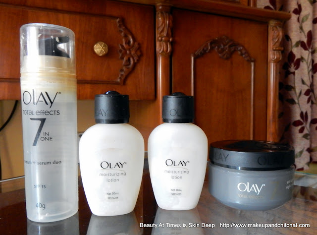 Olay products review