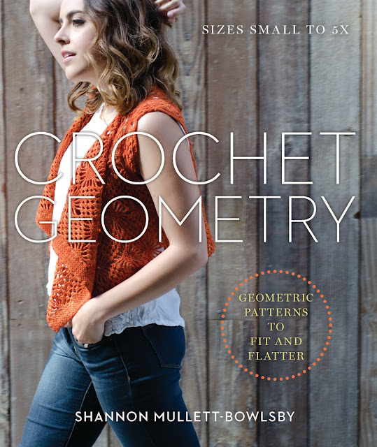 crochet geometry cover