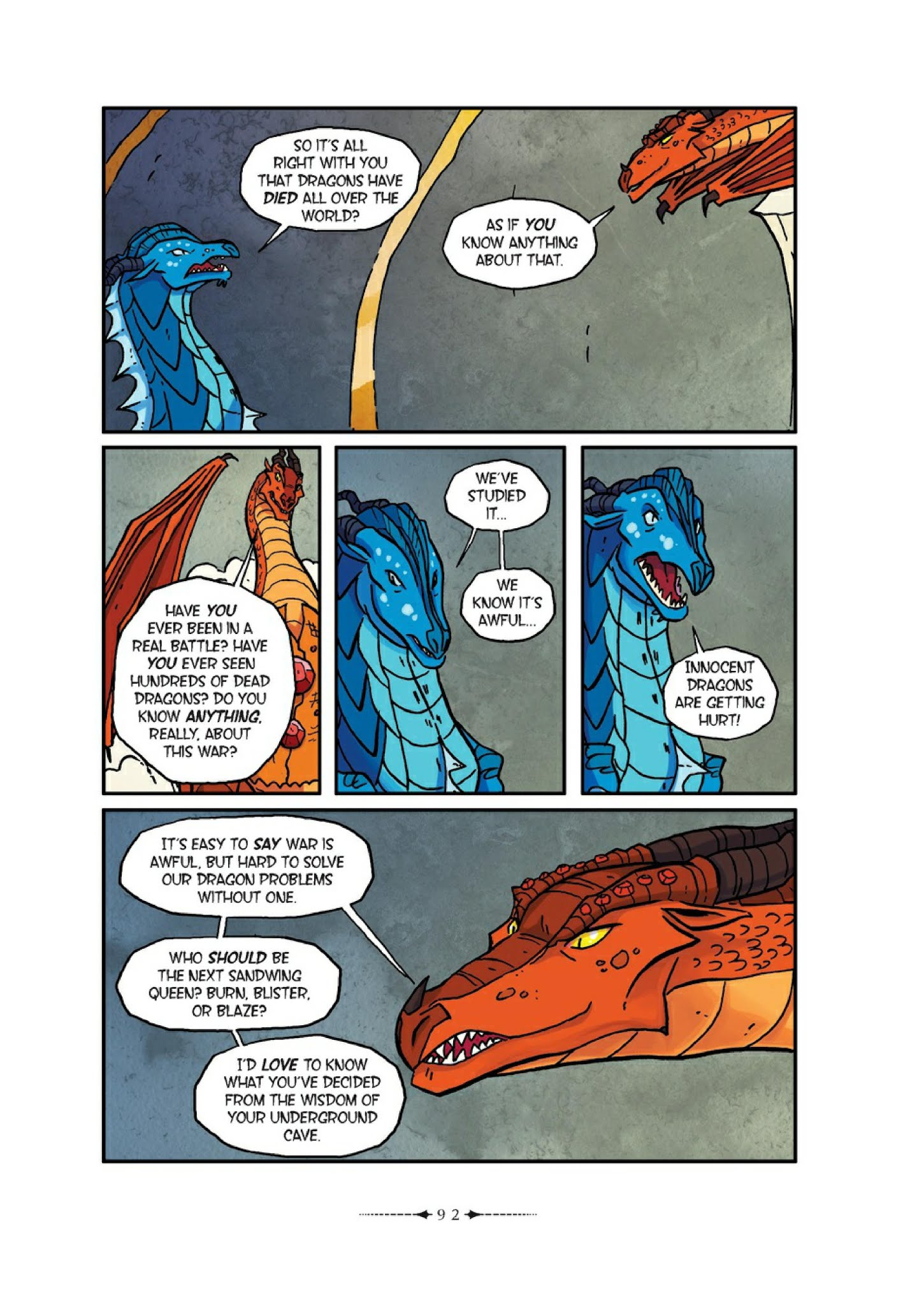 Wings of Fire TPB_1_(Part_2) Page 1