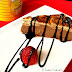 Tarta chocoflán con galletas borrachas. Receta muy fácil sin horno