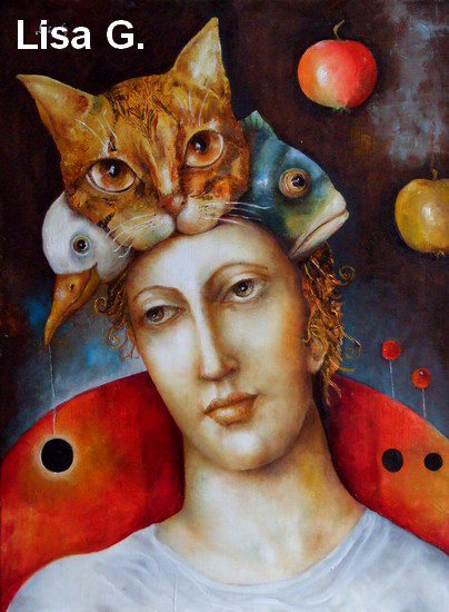 Lisa G. - Canadian Figurative painter