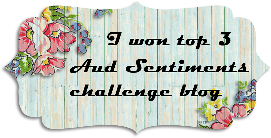 Top 3 Challenge #231 Bingo + A Sentiment