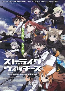 Trailer Preview Strike Witches: Operation Victory Arrow Episode Terakhir