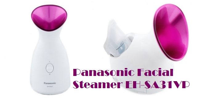 Panasonic Facial Steamer EH-SA31VP
