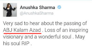anushka sharma tweet