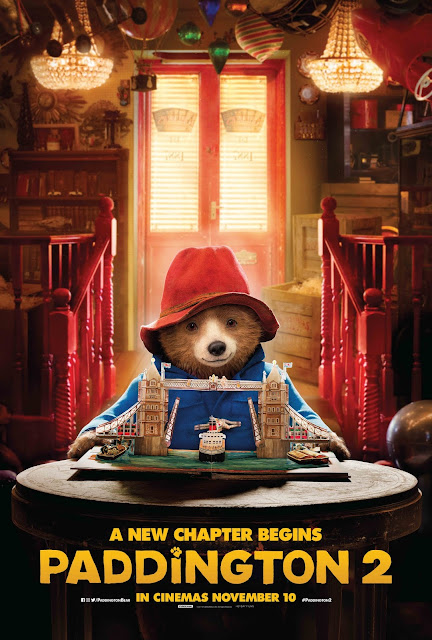 Paddington 2 Pop Up Poster
